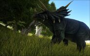 ARK-Triceratops Screenshot 007