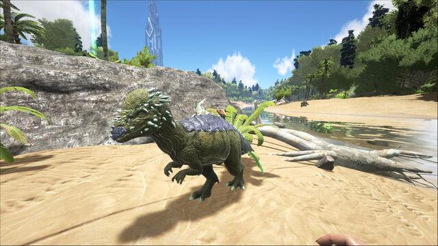 File:ARK-Pachycephalosaurus Screenshot 001.jpg