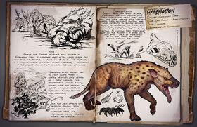 Hyaenodon Dossier