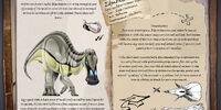 Fan Art/Edmontosaurus (Scriffignano)