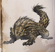 ARK-Mysterious Creature