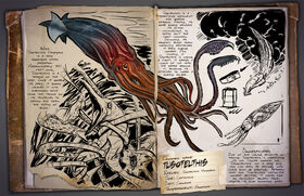 Tusoteuthis Dossier