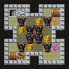 Dungeon Layout 3