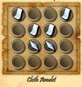Cloth Amulet