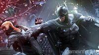 Batman vs tug