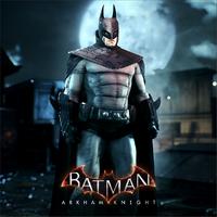 Gotham Knight-anime suit