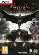 Batman arkhamKnight-PCcoverart