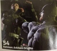 Batman vs madhatter
