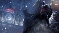 Batman on goygale