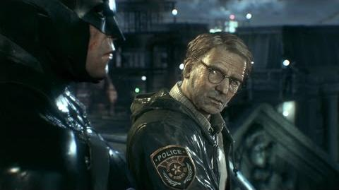 "The Official Batman Arkham Knight Gameplay Video – ""Officer Down"""