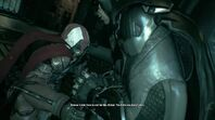 Batman Arkham Knight Azrael Most Wanted Mission Heir to the Cowl 1080p 60FPS 821