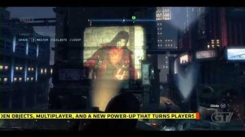 E3 2013 Batman Arkham Origins First Gameplay Footage HD-0