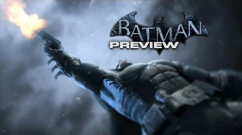 Batman Arkham Origins - Preview