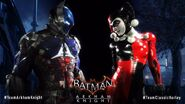Arkham Knight and Harley Quinn.1.2jpg