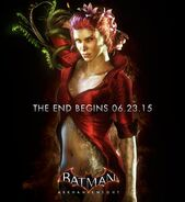 PoisonIvy Batman ArkhamKnight promoad