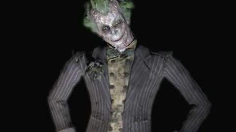 Batman Arkham City - Game Over The Joker