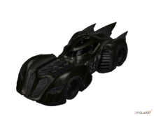 The batmobile by razkurdt-d3d82oz