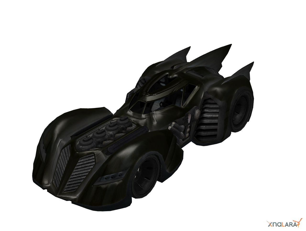 Image - The batmobile by razkurdt-d3d82oz.png | Arkham ...