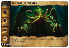 The Call of Cthulhu CS-160