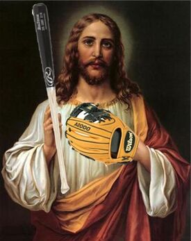 Baseballjesus