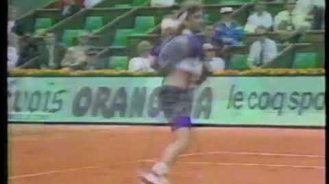 Andre Agassi - 1991 Nike Featurette