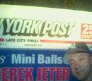Derek Jeter Has Tiny Balls