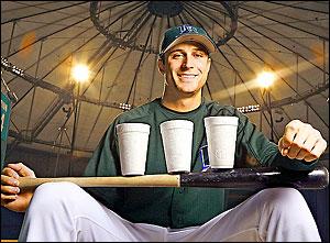 File:Rocco baldelli cups and bat.jpeg