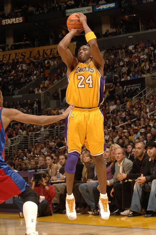Article The La Sports Blog Agm Burns Thank You Kobe