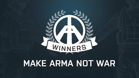 Make Arma Not War - Winners