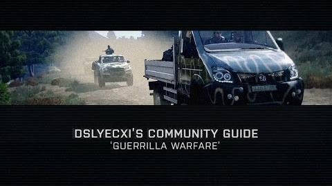 Arma 3 - Community Guide Guerrilla Warfare
