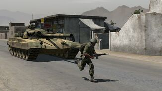 Arma 2 takistani army