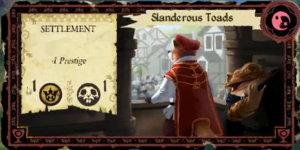Slanderous Toads