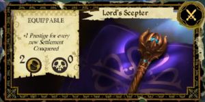 Lord's Scepter