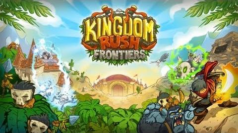 Kingdom Rush Frontiers Gameplay Trailer