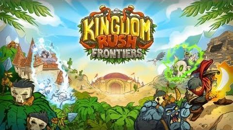 Kingdom Rush Frontiers Gameplay Trailer