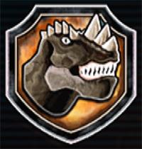 Twinhead-B - Emblem