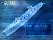 Agadir Class - Thorn