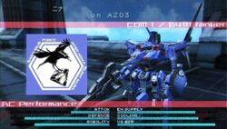 Armored Core AZ-03