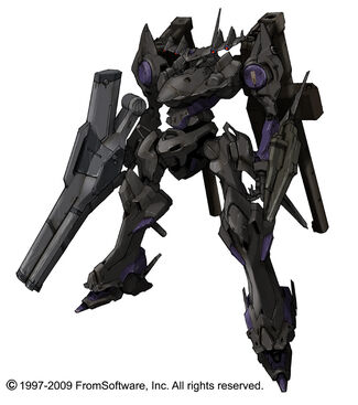 Armored Core Mavors