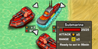 Submarine (Enemy)
