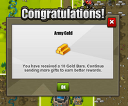 Gift Army Golds