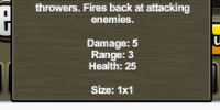 Flame Turrets