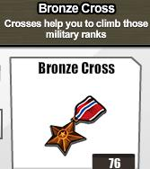 BronzeCross