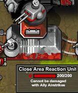 CloseAreaReactionUnit