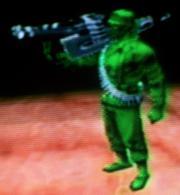 RTS Machine Gunner