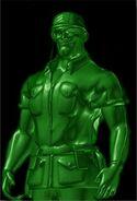 Sargeant Hawk