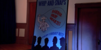 Whips-and-Snaps Barbershop Quartet