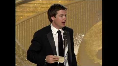Jason Bateman Best Actor TV Series Musical or Comedy - Golden Globes 2005