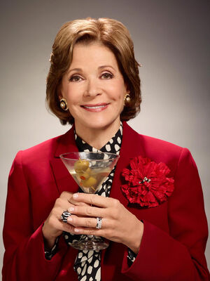 Season 4 Poster - Lucille Bluth 01