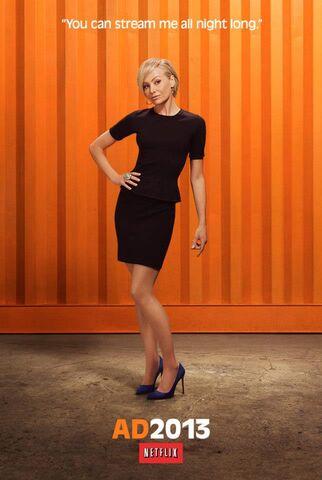 File:Season 4 Poster - Lindsay Bluth 02.jpg